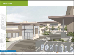New campus_Entry