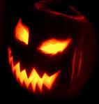 Fright Fest pumpkin